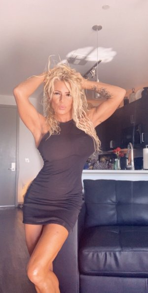 Aziza escort girl